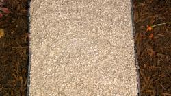 Limestone Gravel 3/8 Inch White