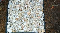 1 1/2 Inch White River Rock